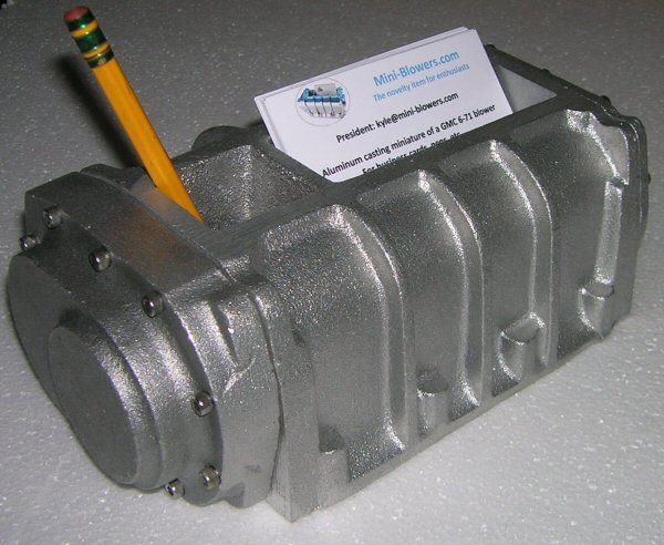 6-71 blower casting